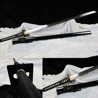 handmade katanas samurai japanese swords real katana swords for sale Sharp full tang