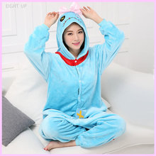 EIGHT UP Flannel Onesies Pajamas Autumn and winter new star baby cartoon animal Sleepsuit
