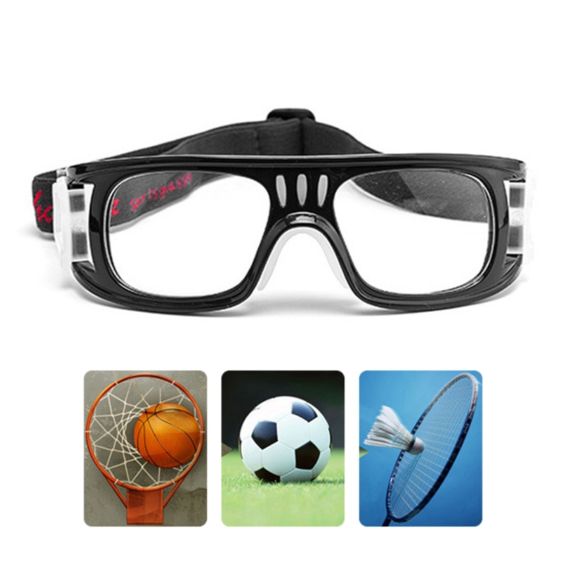 Outdoor Basketball Goggles Sports Eyewear PC Len Basketball Protective Glasses Eye Frame Glasses Safety Football Cycling Glasses