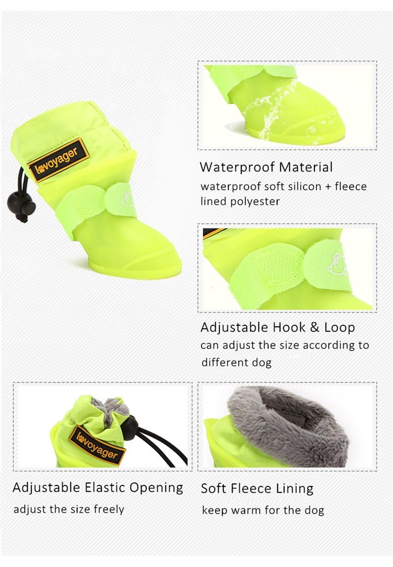 Dog Rain Boots (6)