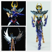 GT TD büyük oyuncaklar aziz Seiya bez efsane EX bronz son Phoenix Ikki model metal kumaş SG031