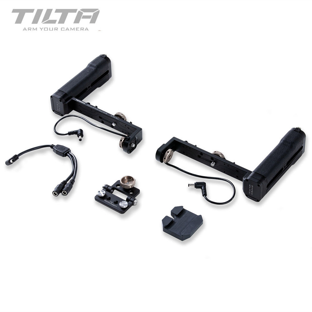TILTA Dual Pistol Grip Battery Handles for Gravity G1 G2 G2X gimbal stabilizer