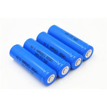 10 pçs/lote 14500 Baterias Recarregáveis 3.7V 1200 mAh Li-ion Bateria De Lítio para Câmera Lanterna ponteiro laser Azul Universal