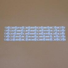 Barras LED de TV para PHILIPS 40PFL3008H 12 40PFL3008K/12 40PFL3028H/12 40PFL3018H/12, Kit de tiras de retroiluminación LED, lentes de lámparas 9LED, 5 bandas