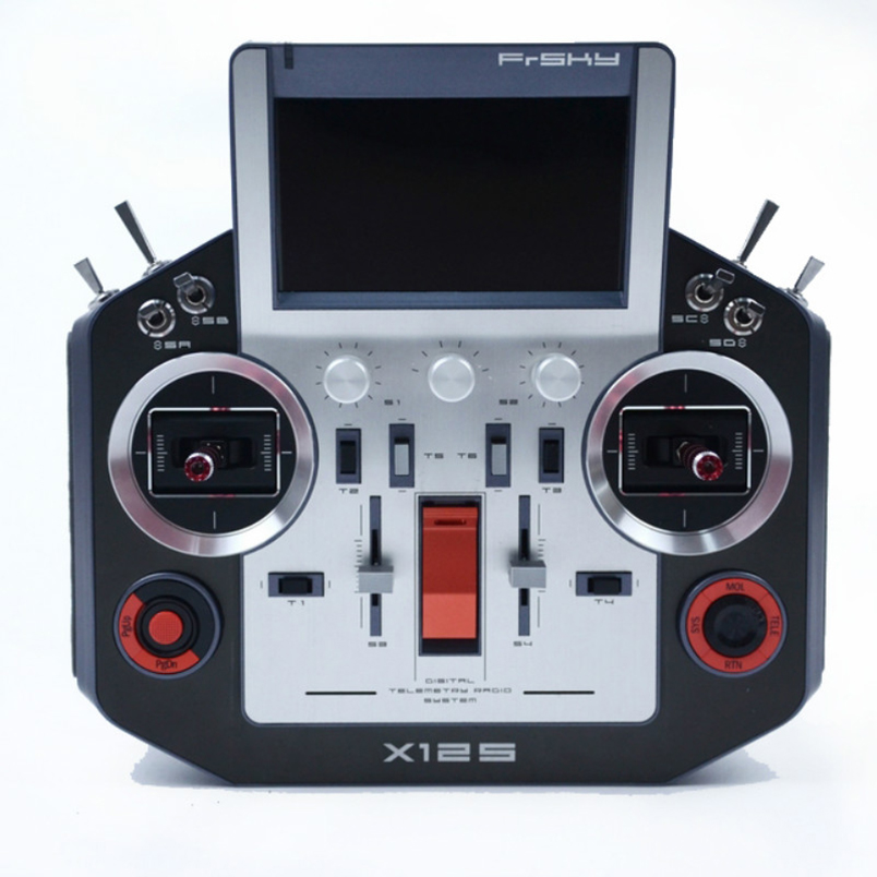 2.4G Horus X12S Taranis 16CH ACCST Transmitter 6-axis Sensors Built-in GPS Telemetry Real-time Compitible FR-TX OPEN-TX Mode1/2