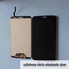 Для LG Optimus G2 ЖК-дисплей для D802 D805 D800 F320 ЖК Дисплей + Сенсорного планшета черный/белый Замена Экран