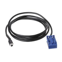 Вход AUX кабель гнездовой разъем для Mercedes Benz Comand APS NTG W209 CD 20 30 50 W221 W164 W251 X164 W169 W245 W203