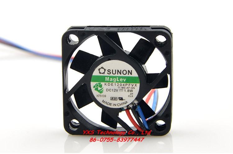 SUNON-4010-40-40-10mm-4cm-DC12V