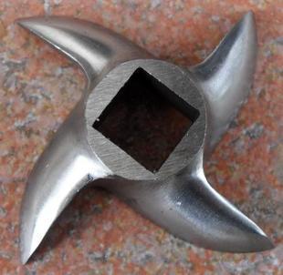 meat grinder meat grinder blade TJ22 cross blade 1pcs knife 1pcs enema meat grinder plate net knife vitek knives for meat grinders general meat grinder parts round blade