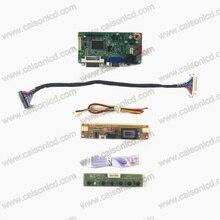 Suporte placa controladora LCD VGA DVI Áudio para 20 RTD2261 polegada painel 1600X900 LCD M200O1-L02 M200RW01 V0 V1 v2 V3 M200O1-L03
