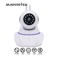 Baby monitor WiFi 720P IP Camera WiFi Night Vision Video Surveillance Home Security Camera System CCTV Camera with iOS/Android