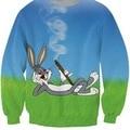 New Hot Assassins Creed 3d Sweatshirt Man Casual Full Sleeve Sweatshirts Funny Print Tops 69