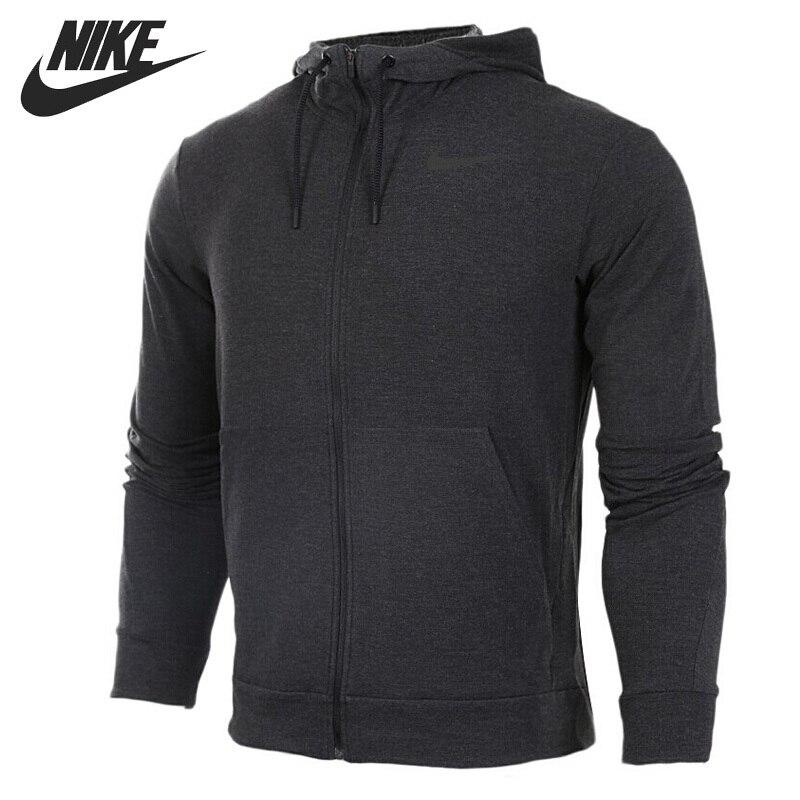 Original New Arrival 2017 NIKE AS M NK DRY HOODIE FZ DFTRN FL Men's Jacket Hooded Sportswear original nike as nike aw77 ft fz hoody air men s jacket 642890 010 658 hoodie sportswear free shipping