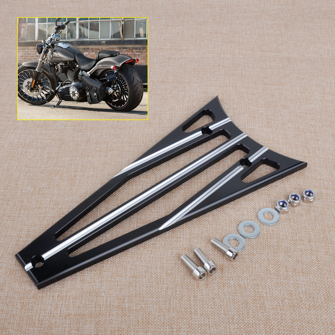 CITALL 3 Columns Billet Deep Cut Frame Grill For Harley Electra Glide/Road King/Road Glide/Street Glide 2009 2010 2011 2012 2013 brand new mid frame air deflector trims for harley cvo limited road king electra glide street electra tri glide flhx 2009 2016