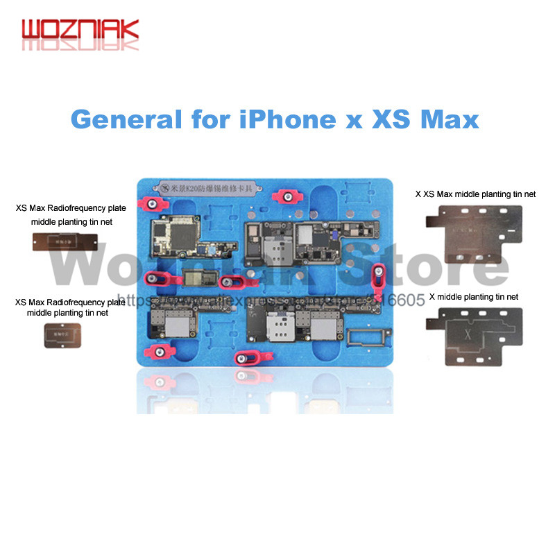 wozniak-k20-multifunctional-motherboard-repair-fixture-for-iphone-x-xs-xs-max-layered-fixed-maintenance-clamp-platform
