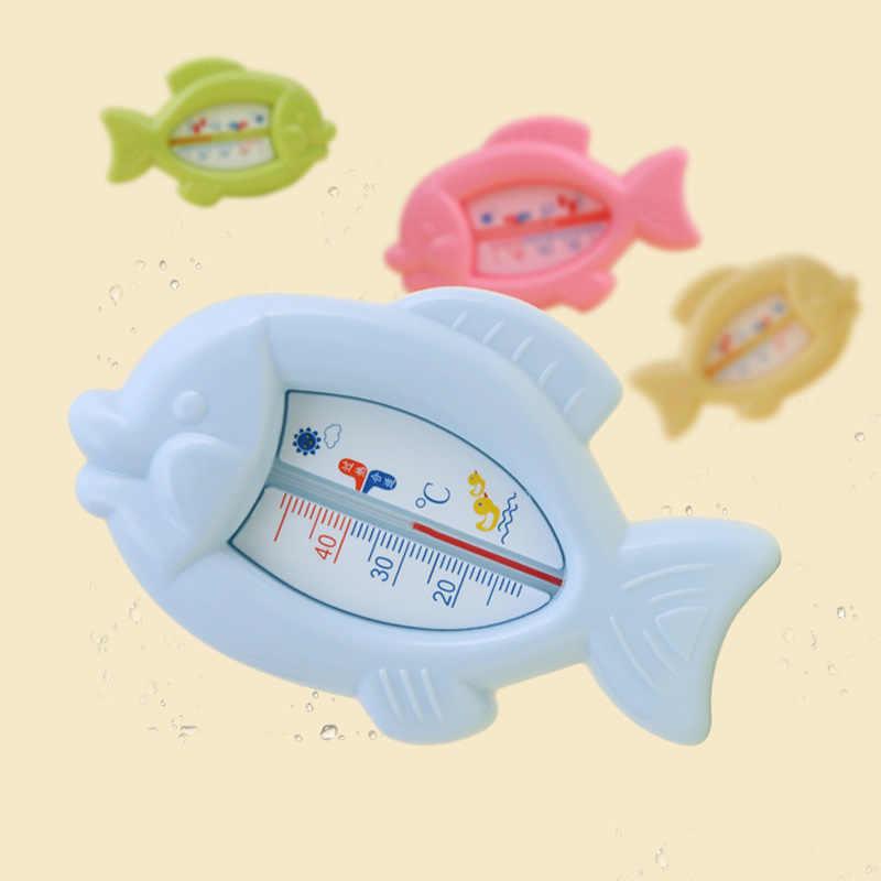 Фото Термометр для воды купания в форме рыбы температура малышей