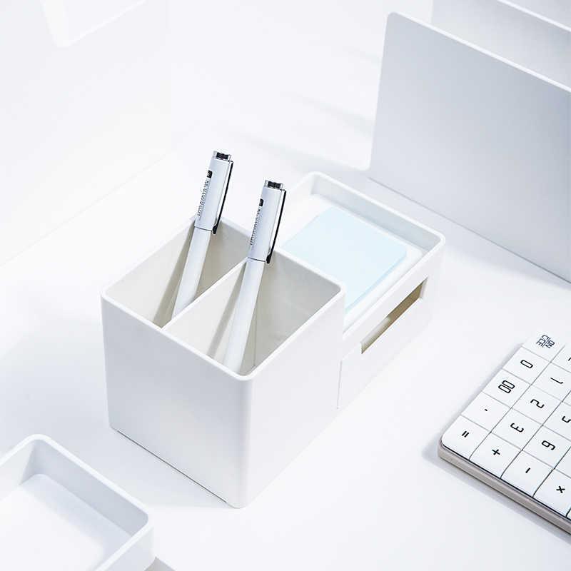 Deli Papeleria Настольный канцелярский держатель с ящиками ручка держатель для карандашницы офисные принадлежности Articulos де Oficina Y Papeleria