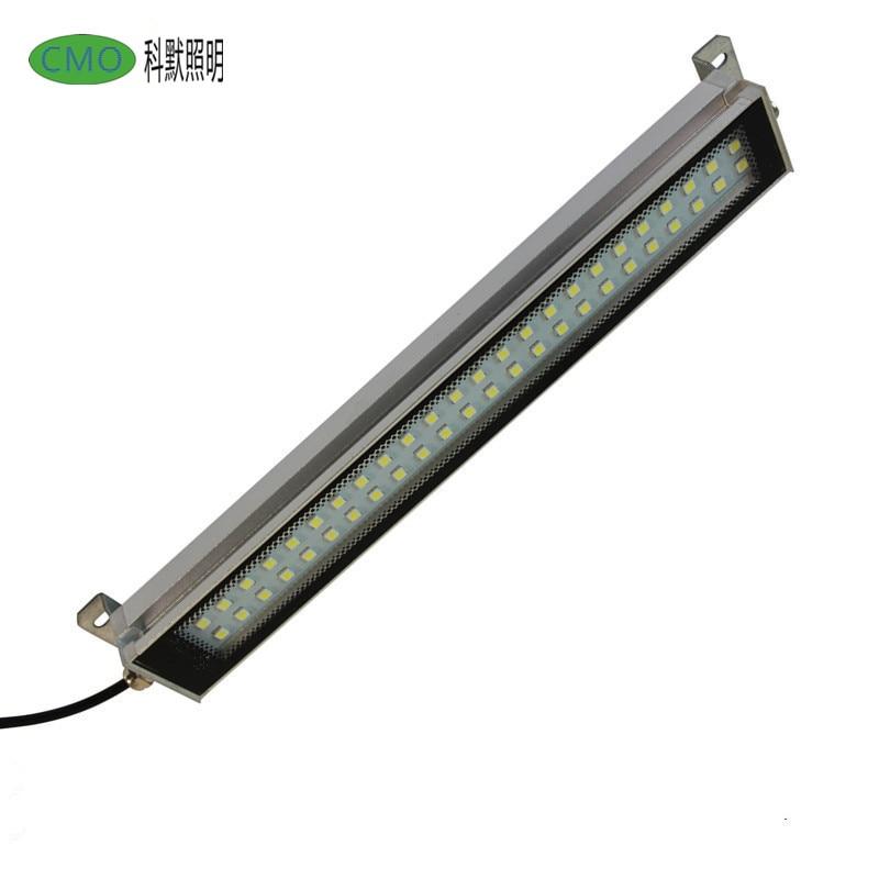 High Quality High Power 50W 110V/220V LED Machine Work Light Metal Explosion-proof CNC Machine Lamp Drilling Table Led Lamp