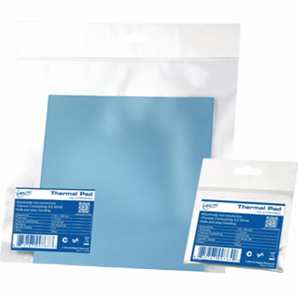 ARCTIQUE AC pad Thermique 6.0 W/mK 0.5mm 1.0mm 1.5mm Haute Efficacité thermique conductivité Original authentique arctique Thermique pad