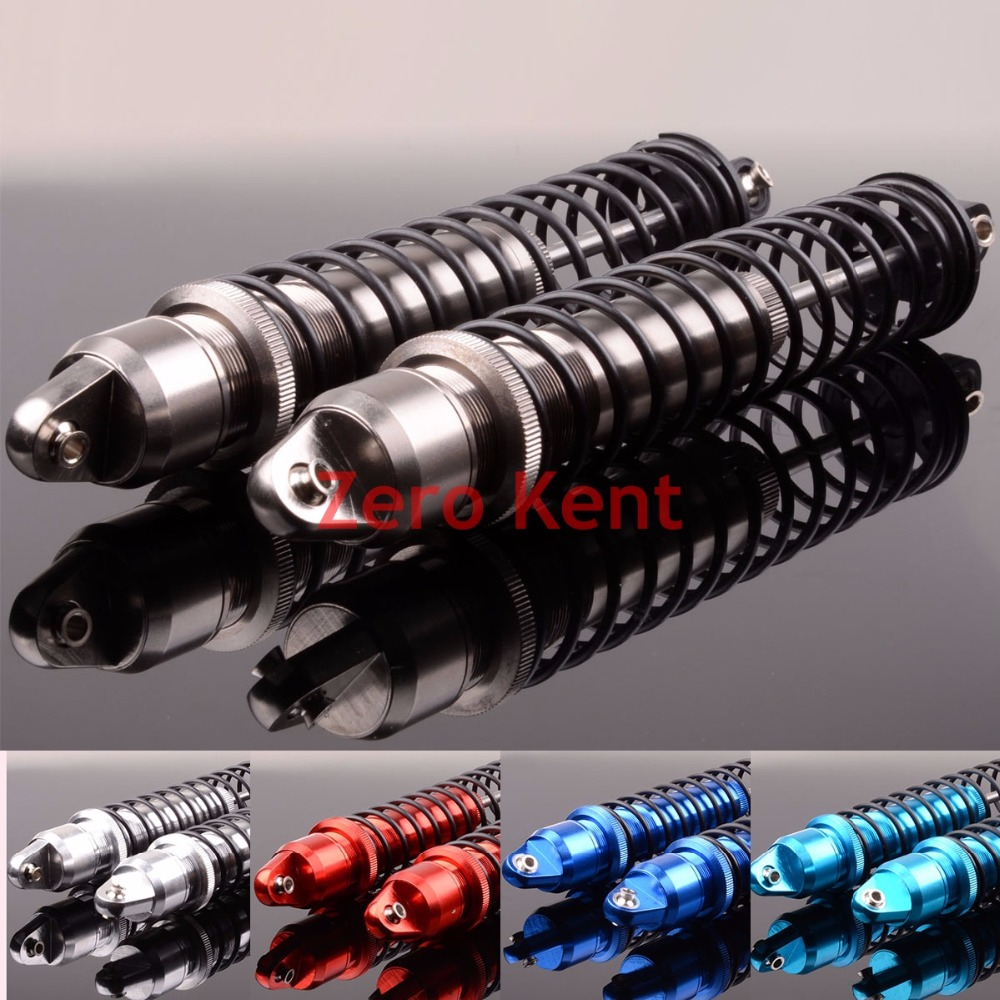 2P Aluminum Oil Shock Absorbers 7761 For RC 1/5 Traxxas X Maxx 77076 4