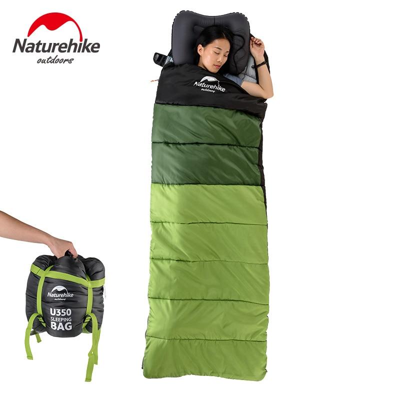 Naturehike Down Cotton Sleeping Bag Outdoor Camping Winter Warm Sleeping Bag Picnic Sleeping Gear Travel Lazy Bag NH15S009-D jetem picnic s 102 violet