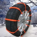 5 PCS /Set Car Universal Mini Plastic Winter Tyres wheels Snow Chains For Cars/Suv Car-Styling Anti-Skid Autocross Outdoor