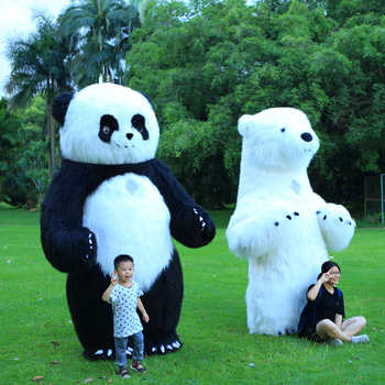 New Style Inflatable Panda Costume for Advertising 3M Tall Customize for Adult Inflatable Panda Suitable for 1.7m To 1.9m Men - DISCOUNT ITEM  35% OFF All Category