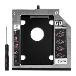 12,7 мм 2-й жесткий диск SSD, замена лотка Caddy для Lenovo Thinkpad T420 T430 T510 T520 T530 W510 W520 W530