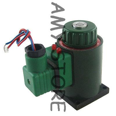 5mm Stroke 24V 30N Suction DC Wet Valve Solenoid MFZ1-3YC