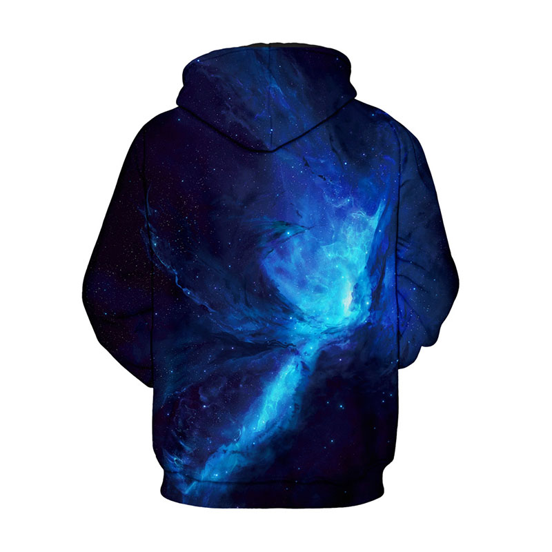 Bangtan Hoodies Men Women Blue Starry Sky 3d Print Sweatshirt Christmas Hooded Pullover Plus Size Tracksuit Masculino Tops