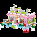 Sluban pink dream series snooker club 289 unids/set bloques de construcción de aprendizaje educativo para niñas juguete compatible con las principales marcas