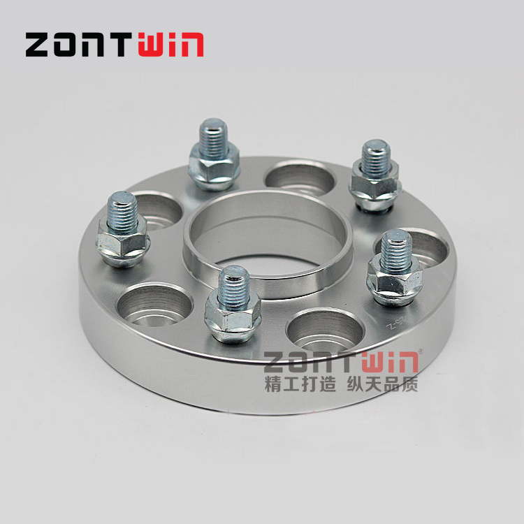 2/4Pieces 15/20/25/30/35mm Wheel Spacer Adapter 5x114.3 66.1mm For NISSAN 350Z/370Z/GTR/Maxima/Altima/Fuga/Leaf/Maxima/Bluebird