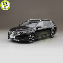 1/18 Skoda Octavia Combi Wagon Diecast Metal CAR MODEL Toy Boy Girl gift Brown(China)