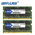 Binful DDR2 4 GB (2 stücke X 2 GB) 667 mhz PC2-5300 Dual channel für laptop Notebook Speicher memoria Ram 1,8 V