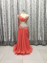 Bellydance oriental Belly Indian gypsy dance dancing costume costumes clothes bra belt chain scarf ring skirt dress set suit 610