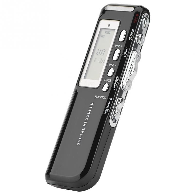 Multi-sprache 8 Gb Speicher Smart Digital Voice Recorder Auto Aufnahme Mini Audio Recorder Unterstützung Sp/lp Stimme /usb-sprachaufzeichnungsanlage-diktaphon-mp3-player Vor Modus Digital Voice Recorder Unterhaltungselektronik
