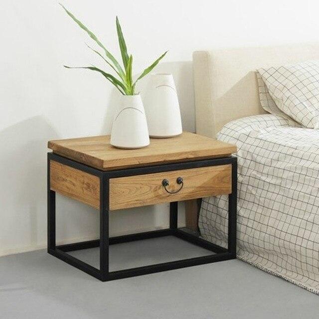 Zhengtian dormitorio en casa de estilo minimalista hierro forjado ...