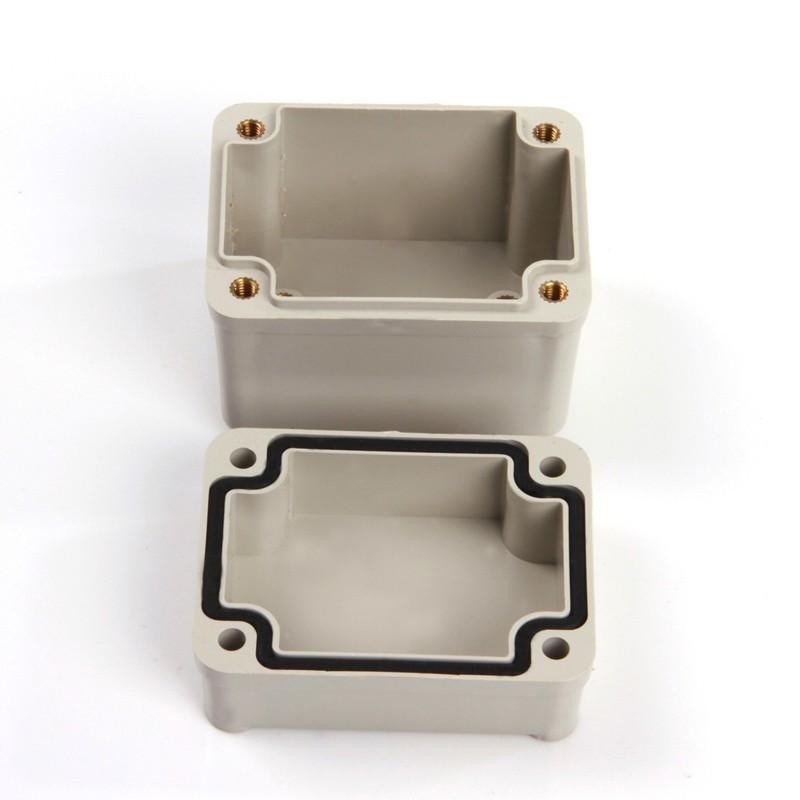 50*65*55mm IP66 Waterproof Small Boxes ABS plastic junction enclosure .distribuiton box