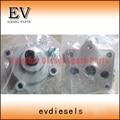 For Kubota engine V2203 V2203M V2403 oil pump 15471-35013