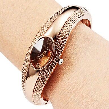 Reloj de pulsera de oro rosa de lujo para mujer, relojes de pulsera para mujer, relojes de moda para mujer