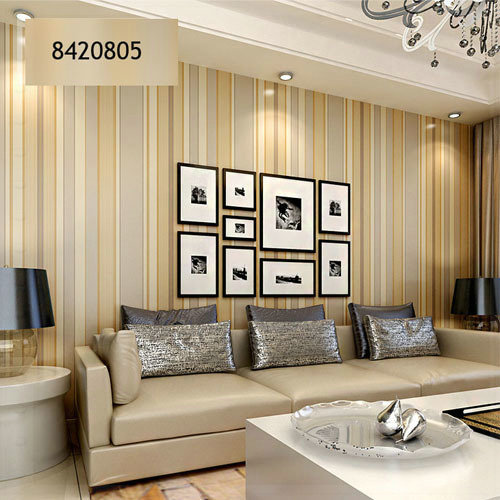 Aliexpress Buy Classic Non Woven Striped Wallpaper Living Part 28