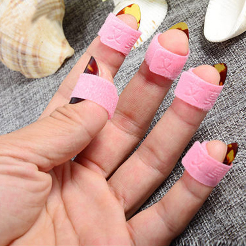 Guzheng Nail Cover Can Be Adjusted To Size Children Free Tape Breathable Beginner Adult Professional Thin Section Finger Set