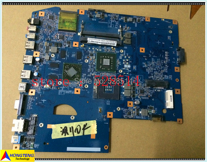 Laptop motherboard for ACER ASPIRE 7736 7736G MAIN BOARD DDR3 48.4FX04.011  100% tested OK motherboard for acer aspire 7339 7739 emachines e729 e729z mbrn60p001 08n1 0nx3g00 aic70 main board 100% tested good