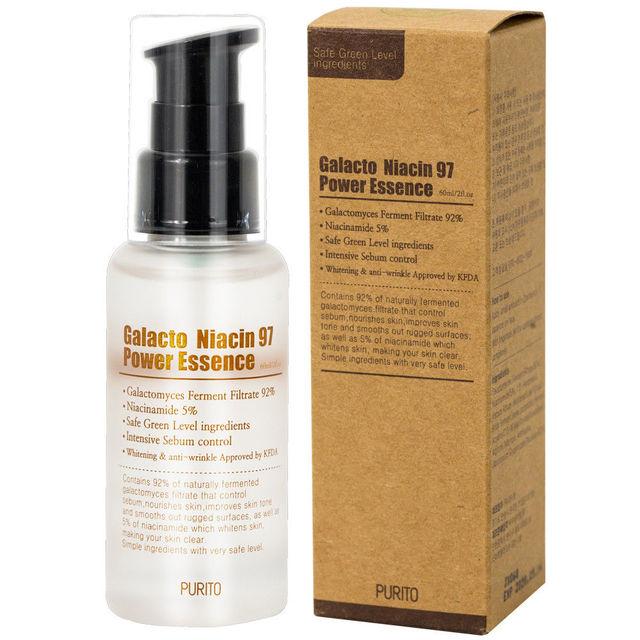 En iyi satın alım Kore Kozmetik PURITO Galakto Niasin 97 Güç