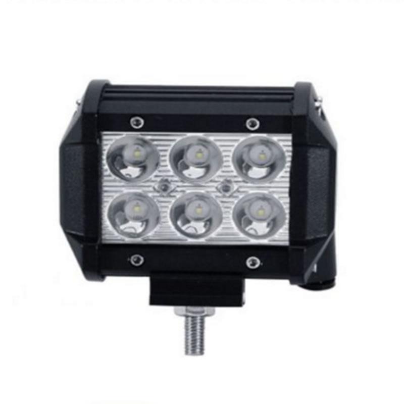 2X 18W Marine LED Sailboat Mast Light Bar (Spot BEAM) offroad Lamp BOAT цена 2017