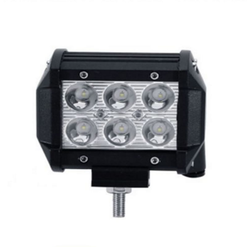 2X18 w Marine LED Voilier Mât Lumière Bar (Spot FAISCEAU) offroad Lampe BATEAU