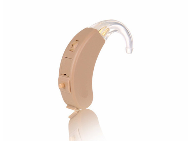 Protable Mini Digital BTE Hearing Aid High Frequency and Power Adjustable Personal Ear Aids Care Tools MY-13
