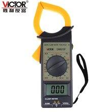 Victoria DM6015F digital clamp meter puede medir la resistencia/frecuencia