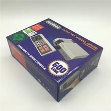 10 шт. coolbaby HD Mini ТВ Семья игровой консоли HDMI 8 бит Ретро игровая консоль встроенный 600 игры ручной игровой плеер