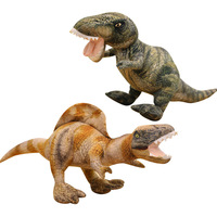 New Dinosaur Plush Toys Cartoon Tyrannosaurus Cute Stuffed Toy Dolls for Kids Children Boys Birthday Gift